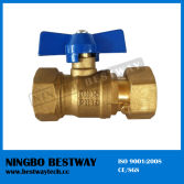 brass ball check valve