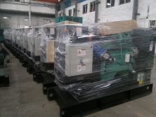 15 pcs of 90kw cummins generator for Singapore Shipyard