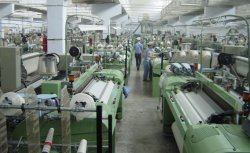 Weaving Factory Air-jet loom