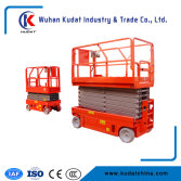 8M Hydraulic Mobile Electric Scissor Lift for Aerial Work