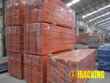 Standard Export Packing for Racking Beams 2