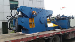 Shipping Metal Cutting Shears to Shanghai Port