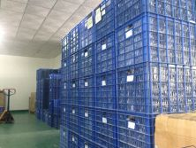 Raw Material Stock Area