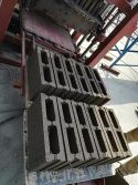 concrete block machine test