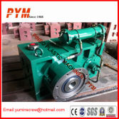 Gearbox for extruder machine
