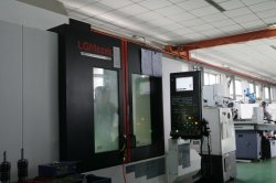 Mould Processing Machine