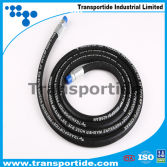SAE100 R1/1SN R2/2SN Flexible Industrial Hose/High Pressure Hydraulic Rubber Hoses