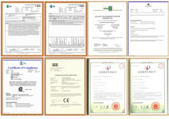 SINOPTS CERTIFICATION