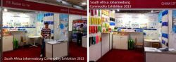 Pidegree Group invite you meet at South Africa Johannesburg Commodity Exhibition 2013