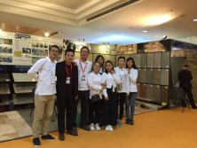 BFP Xiamen Stone Exhibition-BFP Team