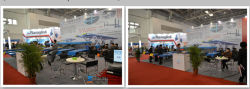 2012 SHUNLI company Showing in Beijing′s AMR Exhibition (Auto Maintain Repair)