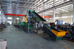 MOOGE PP PE FILM RECYCLING MACHINE