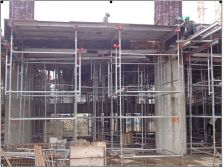 Ringlock Scaffolding Projects