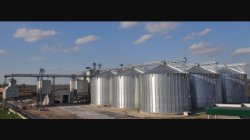 our double sided used in grain silos Warsaw Poland