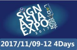 Sign Asia 2017 at IMPACT Thailand
