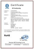 rohs for dwl/gsm series data loggers