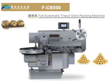 F-CB550 Full Automatic Tresor Dore Packing Machine