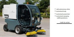 SUNTAE ?electric road sweeper
