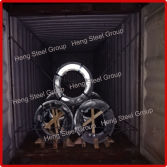Galvalume Steel Coil Loading