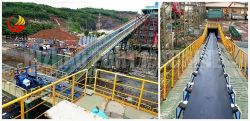 Indonesia Belt Conveyor Manufacture and Installation
