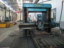 Jaw crusher machining workshop