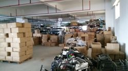 Material Stock Area