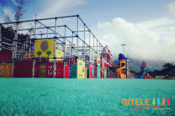 QITELE Outdoor Playground Project Case Show