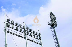led flood light for football field