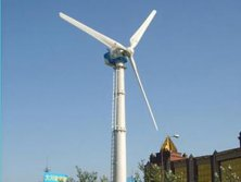 Installation place of small wind turbine