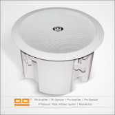 LTH-8315TKS White ceiling bluetooth speaker