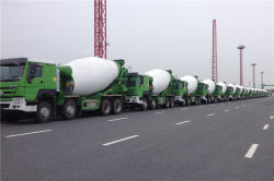 28 Units Mixer Truck to Malaysia