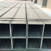 Hollow section hot rolled steel pipes