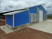 Angola Chicken shed Project