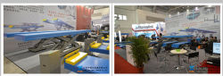 2014 SHUNLI company Showing in Beijing′s AMR Exhibition (Auto Maintain Repair)