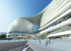 Beijing Galaxy Soho Second Ring New Landmark