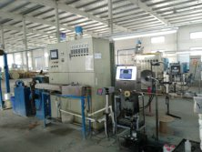 insulation extruded production process