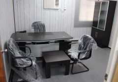 Oversea Projects--Qatar office workstation