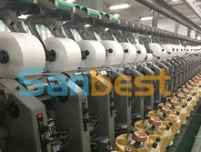 Winding Machine for Spun Polyester Sewing Thread