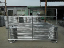 American Galvanized Steel Cattle Panel /Horse Corral Panel(Factory)
