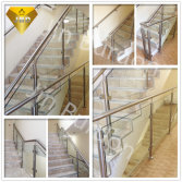 School Balustrade Installation
