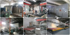 Equipment for glass processing