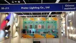 Our Booth in HongKong Lighting Fair October 2017