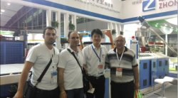 Exhibition in China 2015