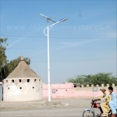 solar street led lights in Pakistan
