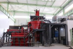 Vacuum Induction Furnace