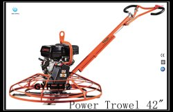 Concrete Walk-Behind Power Trowel Gyp-442 Series with Lifting Tube