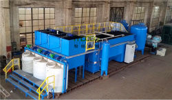 MOOGE WATERTREATMENT MACHINE