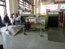 High-speed Railway Station customized x-ray machine(SAFE HI-TEC)