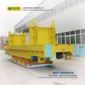 Operation of Large Tonnage Ladle Rail Transfer Cart