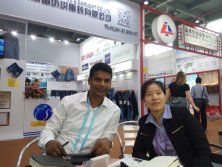 canton fair we attended